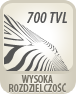 LC-700 - Kamery zintegrowane