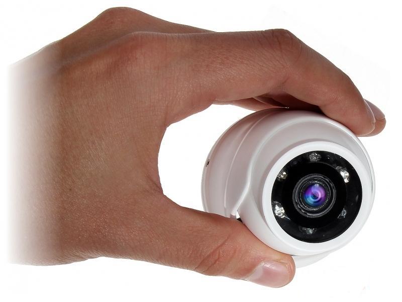 EL-AHD C202 mini - Kamery miniaturowe