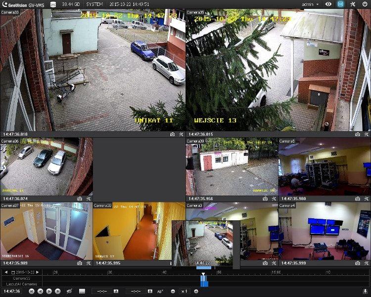 GV-VMSPRO - Oprogramowanie NVR i CMS