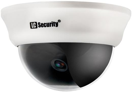LC-345P - Kamery kopułkowe