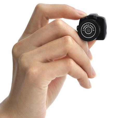 LC-980 Nano - Kamery miniaturowe