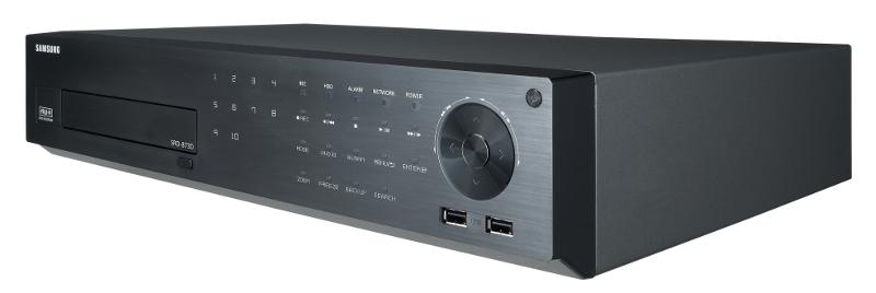 Samsung SRD-880D (1TB) - Rejestratory 8-kanałowe