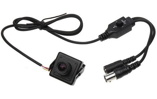LC-S722 3.6mm - Kamera miniaturowa HD 720p 3.6 mm - Kamery miniaturowe