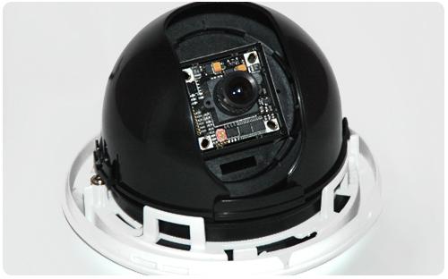 LC-602 - Kamery kopułkowe